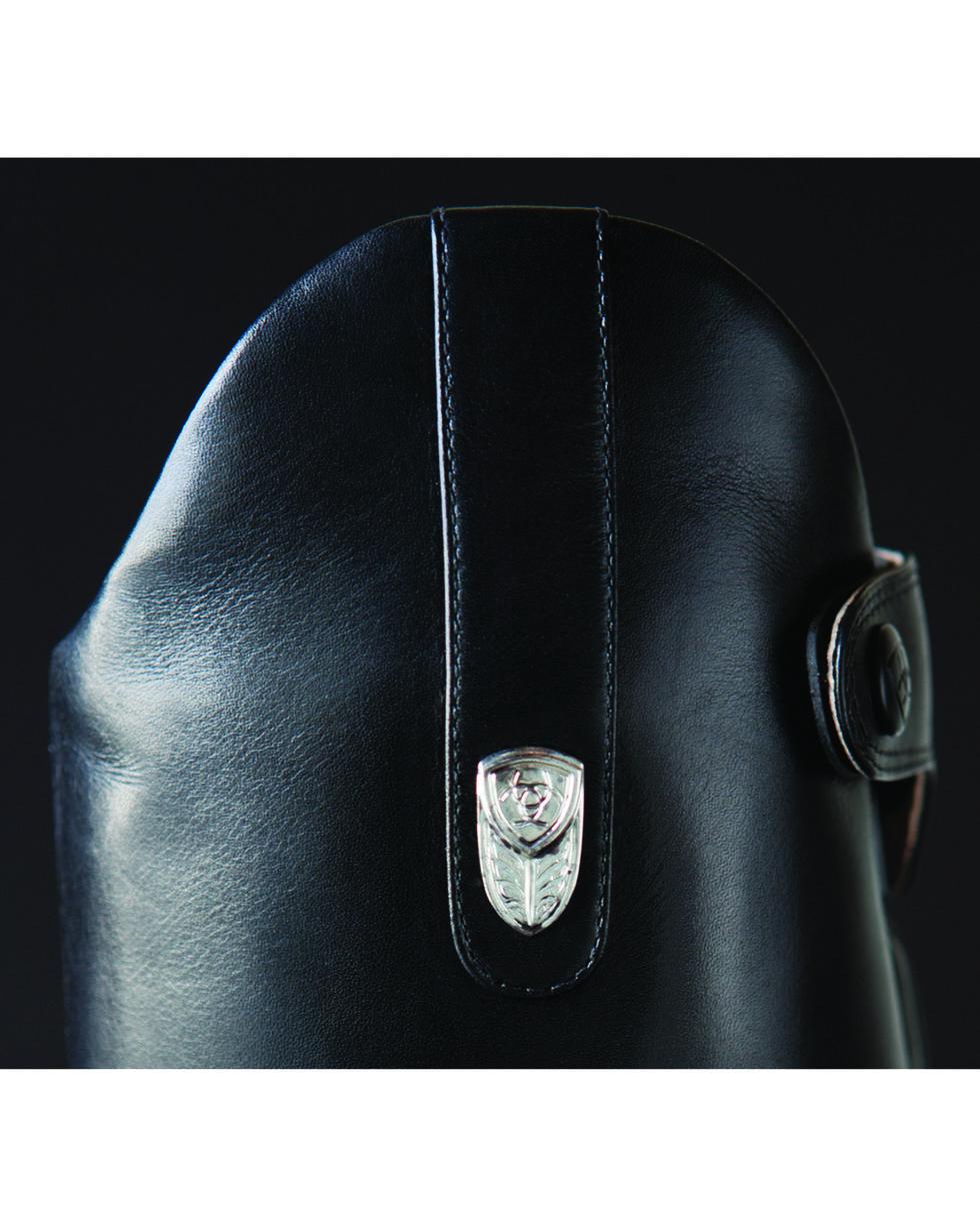 Ariat Women's Monaco Field Zip Riding Boots, Black, hi-res