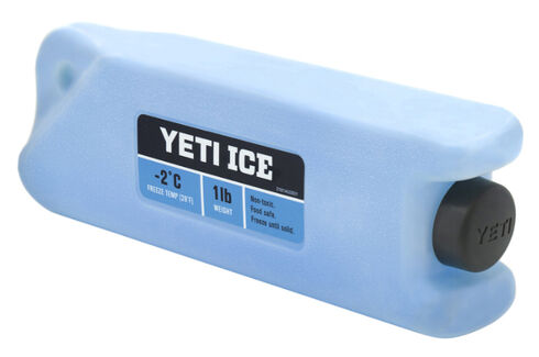 YETI ICE 1-LB Cooler Pack, Blue, hi-res