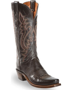 Lucchese Handmade 1883 Women's Cassidy Cowgirl Boots - Narrow Square Toe, , hi-res