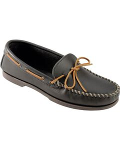 Men's Minnetonka Camp Moccasins, , hi-res