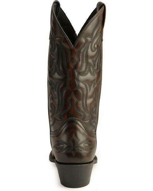 Laredo Hawk Cowboy Boots, Burnt Apple, hi-res