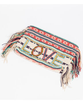 ále by Alessandra Women's All You Need Is Love Clutch , Beige/khaki, hi-res