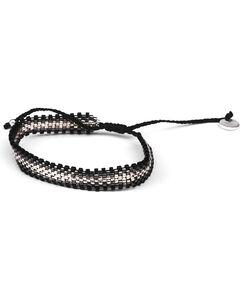 Kutula Kiss Women's Lady Black Bracelet , Black, hi-res