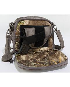 Browning Women's Janey Concealed Carry Handbag, Grey, hi-res