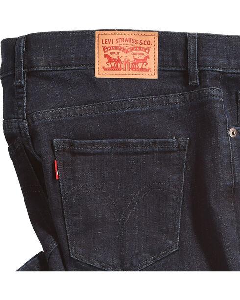 Levi's Women's Island Rinse Classic Jeans - Straight Leg , Indigo, hi-res