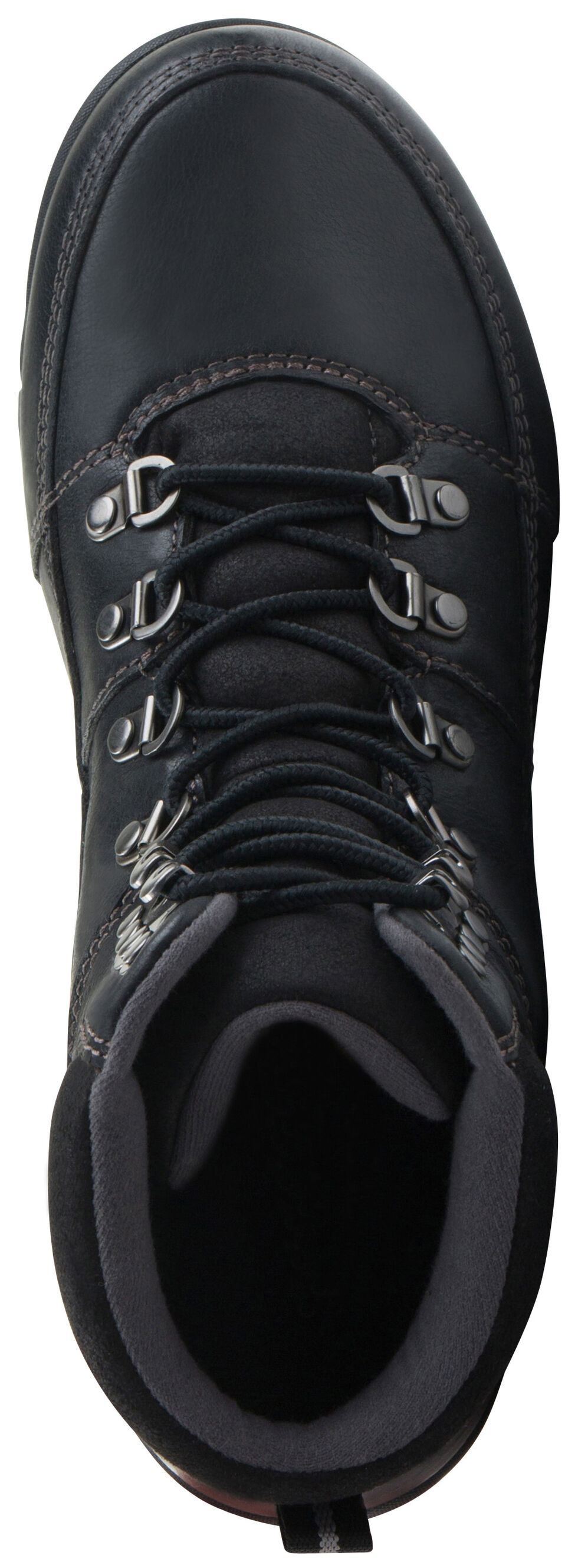 Eastland Men's Black Chester Alpine Hiking Boots , Black, hi-res