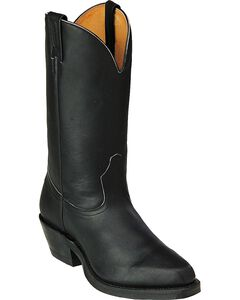 Boulet Western Motorcycle Boots - Round Toe, , hi-res