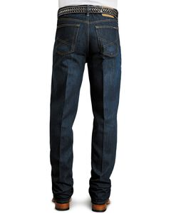 Stetson Standard Relaxed Fit Straight Leg Jeans - Big & Tall, , hi-res