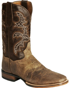 Dan Post Men's Gel-Flex Cowboy Certified Boots, , hi-res