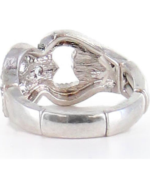 Shyanne Women's Sweetheart Ring , Silver, hi-res