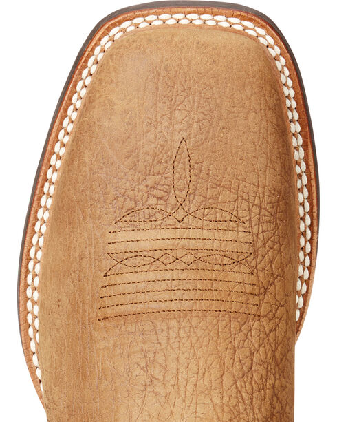 Ariat Men's Tan Quickdraw VentTEK Western Boots - Square Toe , Tan, hi-res