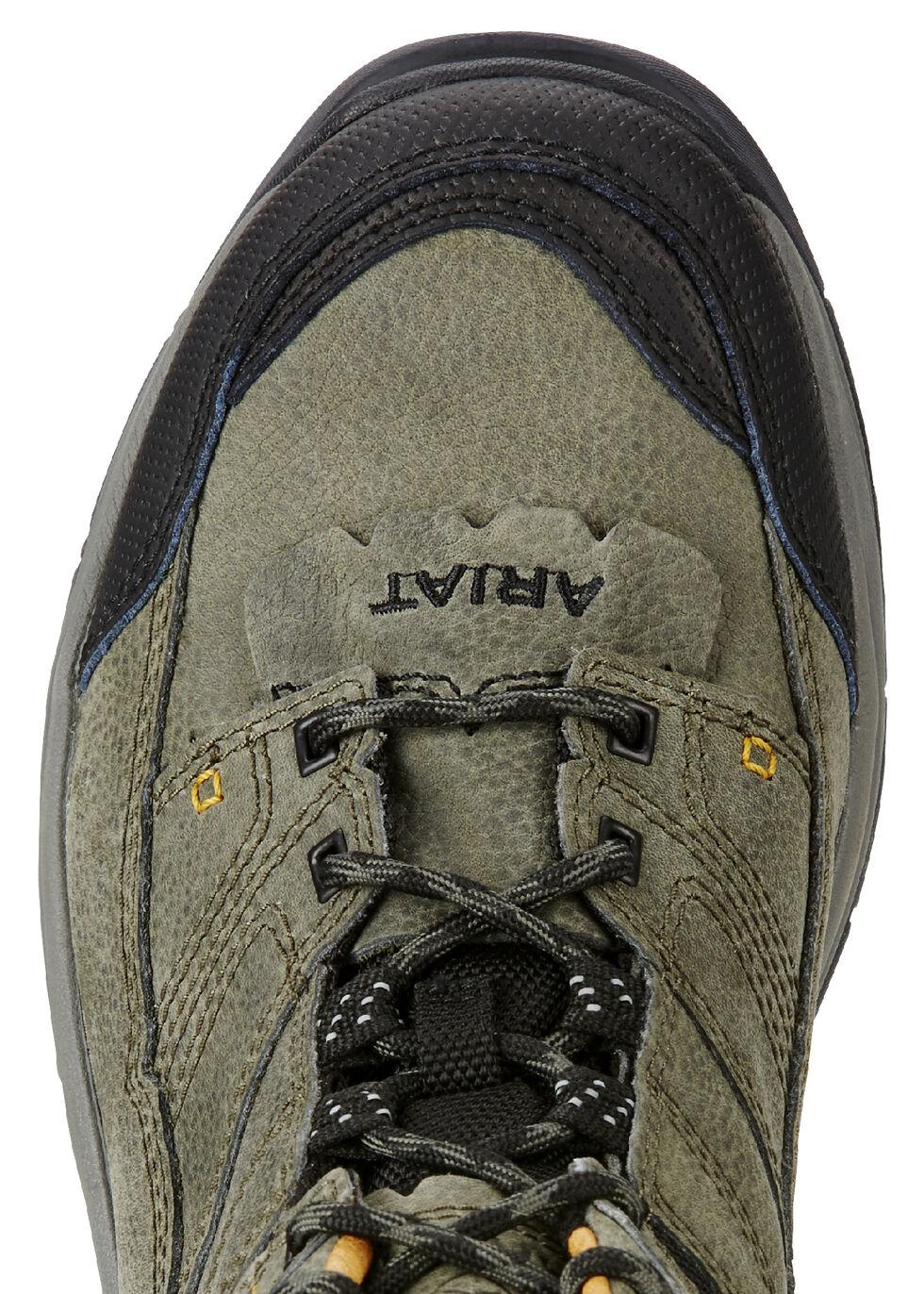 Ariat Men's Olive Terrain Pro Performance Boots , Olive, hi-res