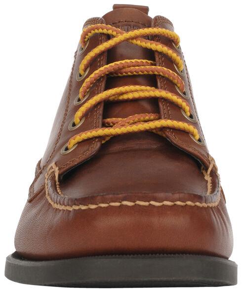 Eastland Men's Tan Seneca Camp Moc Chukka Boot , Tan, hi-res