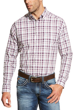 Ariat Men's Multi Franco Shirt - Big and Tall, Multi, hi-res