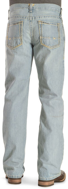Ariat Denim Jeans - M4 Breakaway Low Rise Slim Fit, , hi-res