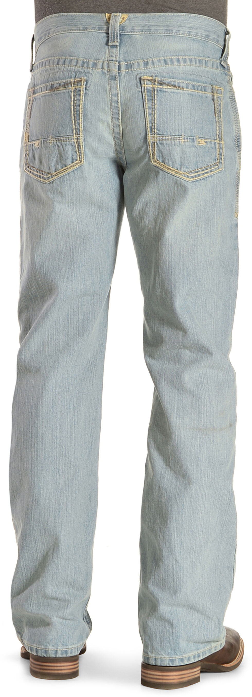 Ariat Denim Jeans - M4 Breakaway Low Rise Slim Fit, Denim, hi-res