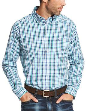 Ariat Men's Multi Osman Long Sleeve Shirt - Big and Tall , Multi, hi-res