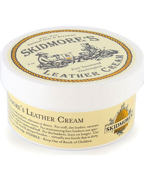 Skidmore's Leather Cream, Tan, hi-res