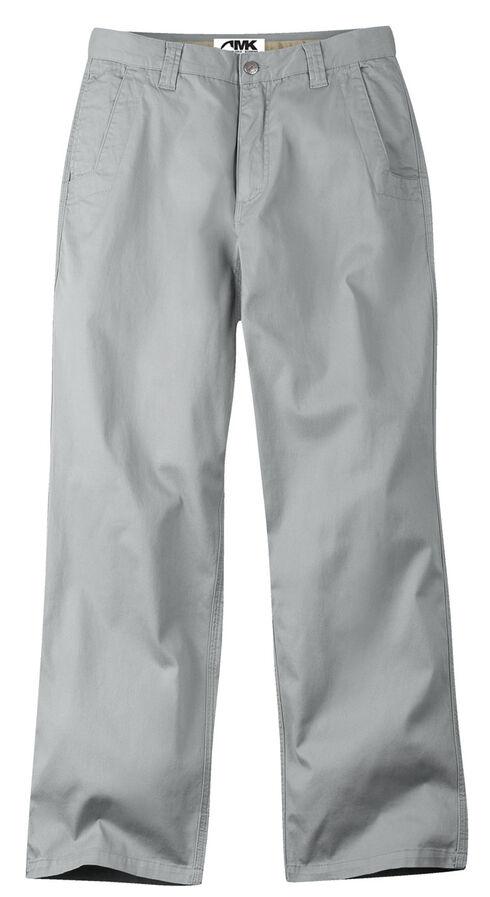 Mountain Khakis Men's Relaxed Fit Lake Lodge Twill Pants , Grey, hi-res
