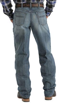Cinch ® Black Label Medium Wash Jeans, , hi-res