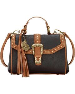 Bandana by American West Castle Rock Top Handle Convertible Flap Bag, , hi-res