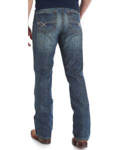 Wrangler 20X Men's No. 42 Stampede Vintage Slim Boot Cut Jeans - Big & Tall, Indigo, hi-res