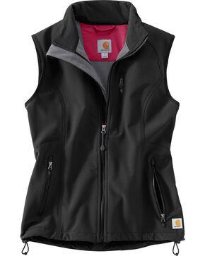 Carhartt Women's Denwood Vest , Black, hi-res