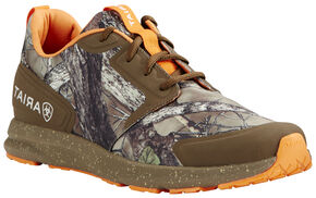 Ariat Men's Fuse Camo Shoes, Camouflage, hi-res