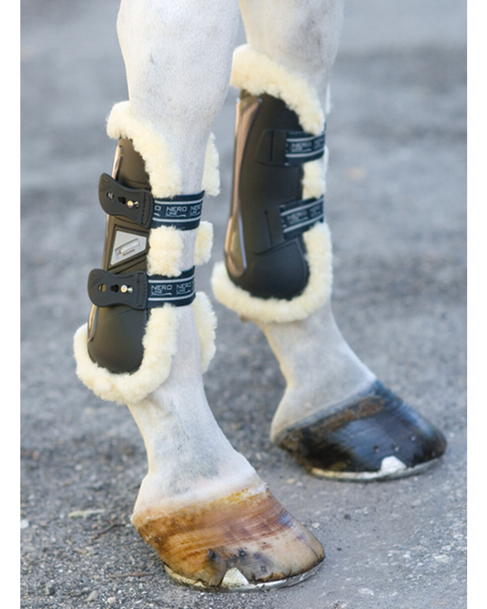 Veredus Brown Baloubet Grand Prix Front Boots, Brown, hi-res