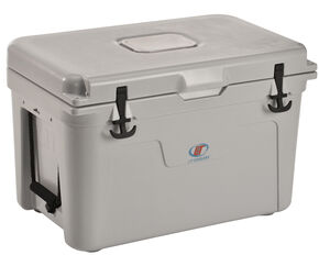 LiT Coolers Torch TS 600 Grey Cooler - 52 Quart, Grey, hi-res