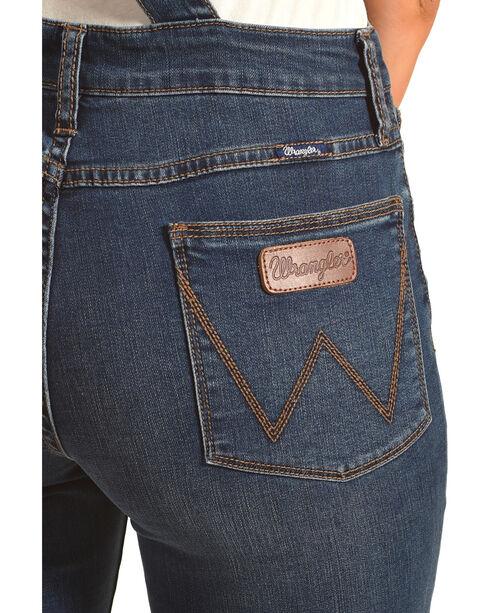 Wrangler Women's Denim Overalls - Skinny , Indigo, hi-res