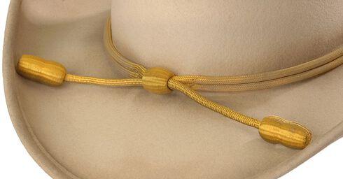 Resistol John Wayne Hondo Cavalry Hat, Silverbelly, hi-res