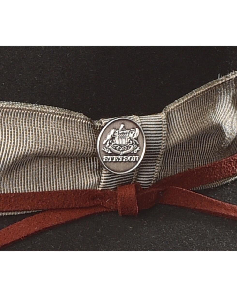 Stetson Men's Wynwood Fur Felt Fedora , Light Grey, hi-res
