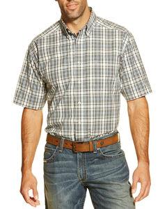 Ariat Men's Garban Short Sleeve Shirt, , hi-res