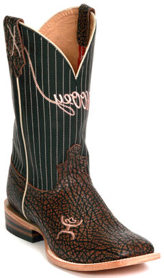Twisted X Men's Hooey Cowboy Boots - Square Toe, , hi-res