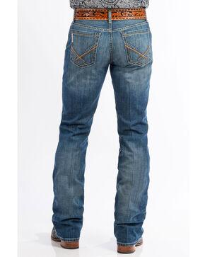 Cinch Men's Medium Stone Boot Cut Jeans, Indigo, hi-res