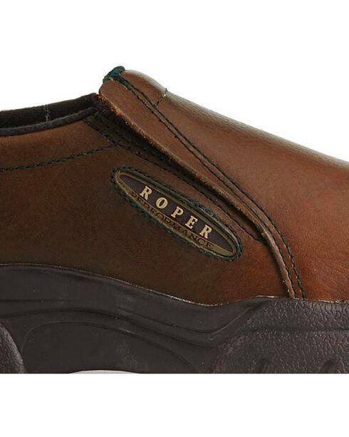 Roper Performance Sport Slip-Ons, Bay Brown, hi-res