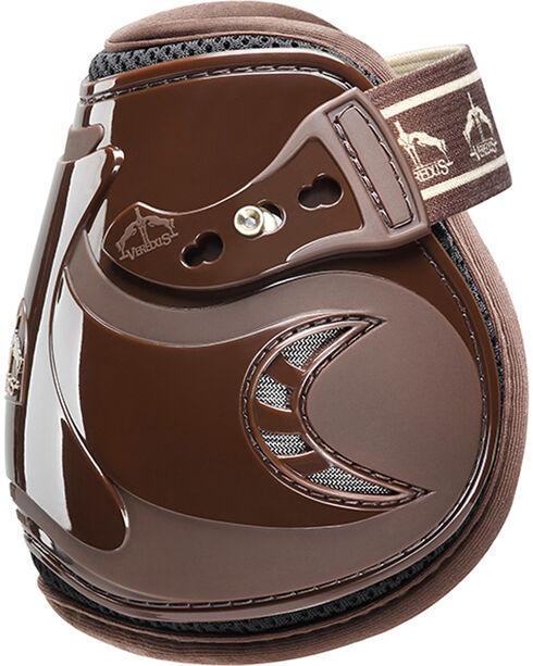 Veredus Pro Jump Short Vento Elastic Boots, Brown, hi-res