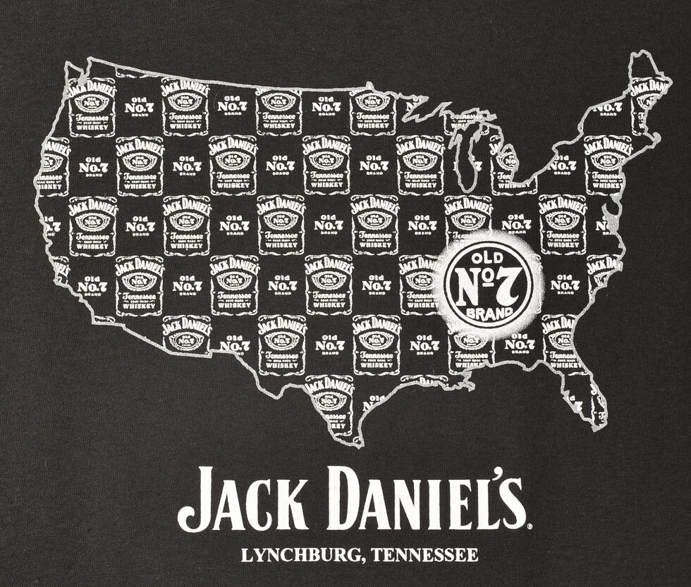 Jack Daniel's Men's United States of Jack T-Shirt, , hi-res