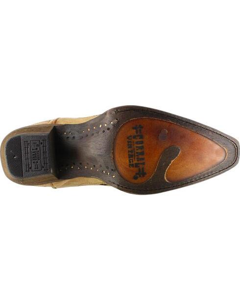 Corral Women's Inlay Western Boots - Snip Toe , No Color, hi-res