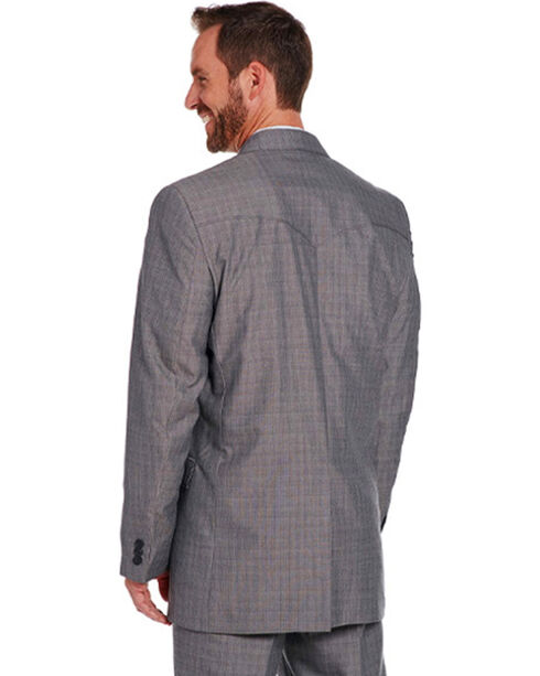 Circle S Men's Grey Houston Sportcoat , Grey, hi-res
