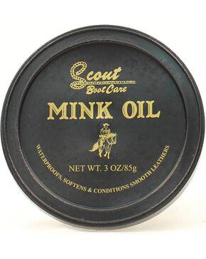Scout Mink Oil, Black, hi-res