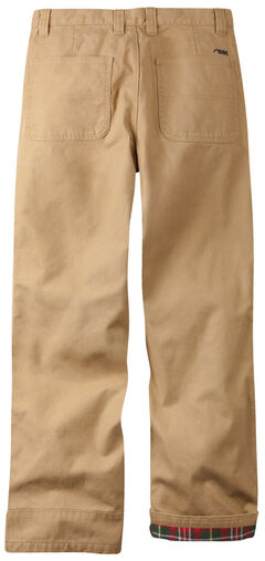 Mountain Khakis Men's Original Mountain Flannel Lined Relaxed Fit Pants, , hi-res