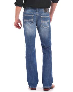 Rock & Roll Cowboy Men's ReFlex Pistol Jeans - Boot Cut , Indigo, hi-res