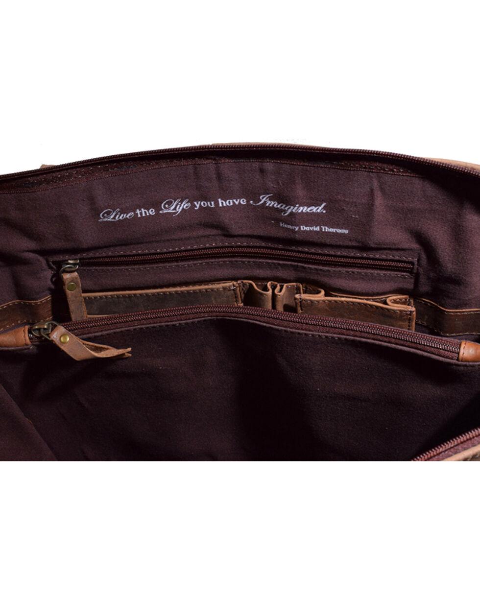 STS Ranchwear Baroness Shopper Bag , Brown, hi-res