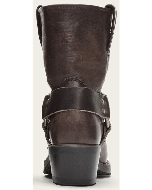 Frye Women's Harness 8R Boots - Square Toe , Grey, hi-res
