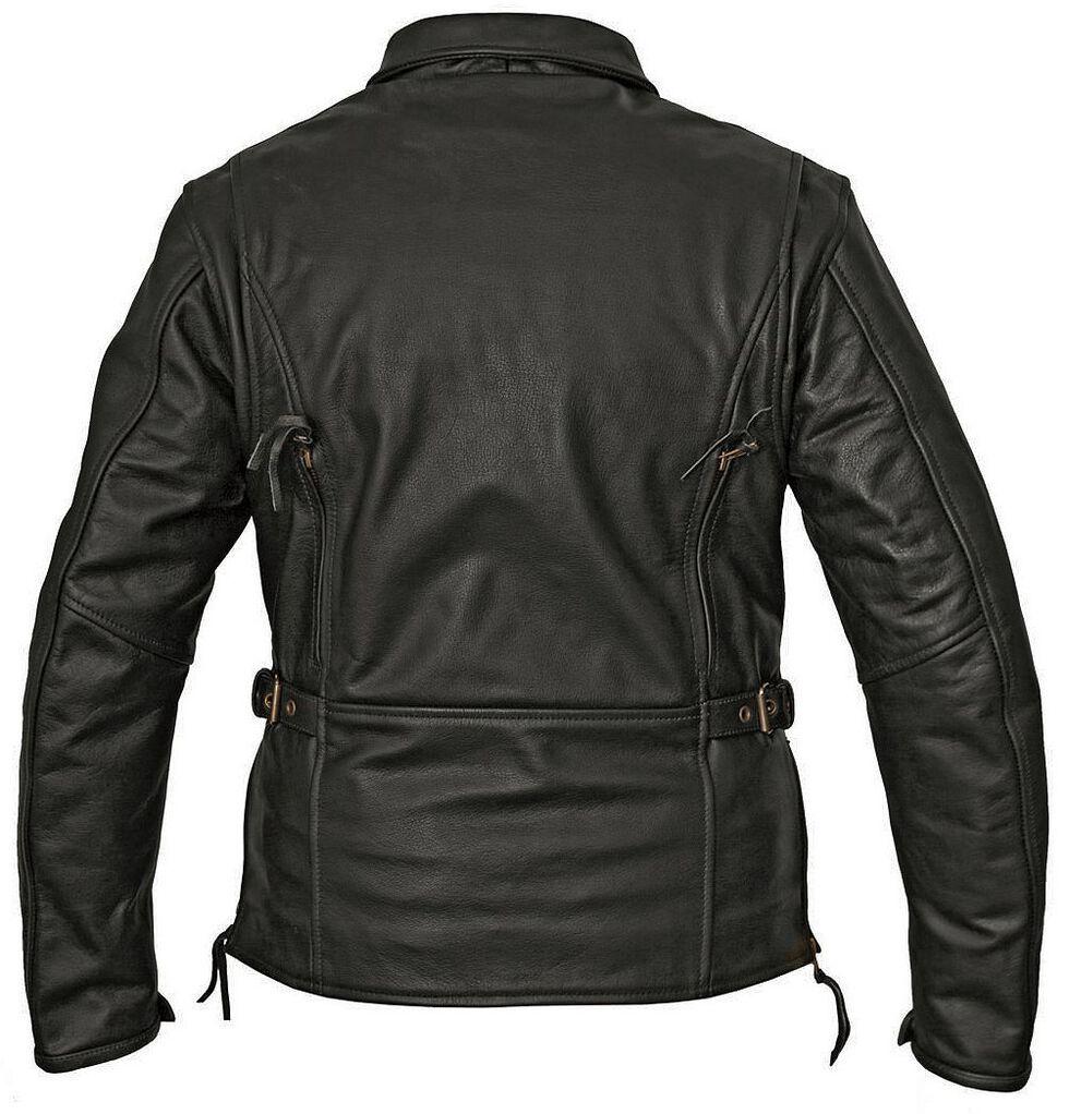 Milwaukee Motorcycle Classic Style Jacket - XL, Black, hi-res