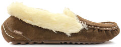 Lamo Footwear Women's Aussie Mocs, Chocolate, hi-res