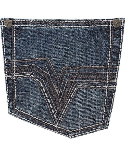 Wrangler Men's Indigo 20X 33 Relaxed Fit Jeans - Straight Leg , Indigo, hi-res