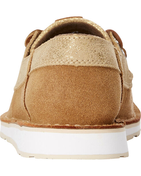 Ariat Women's Brown Cruiser Castaway Shoes , Brown, hi-res